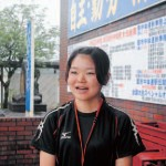 経験から得た現代スポーツの考え 岩浪 幸さん(福岡大学4年)