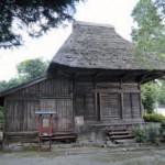 多良木町指定文化財「長運寺薬師堂」