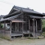 湯前町指定文化財「上里観音堂」