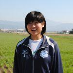 「女子サッカー界を盛り上げる」  小見田恵未さん(15)あさぎり町岡原
