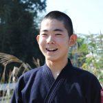 「剣道日本一を目指して」  那須敬志郎くん(14) 多良木中2年