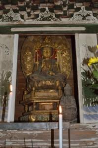 聖観音座像
