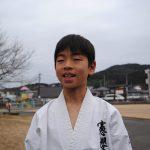 「夢はオリンピックで金メダル」 谷山凌太くん(8)水上村 岩野小2年生