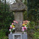 多良木町指定文化財・史跡「迫の原の笠塔婆」
