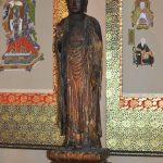 県指定重要文化財「木造阿弥陀如来立像」
