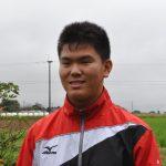 「伝統校で学んだ、耐える力・乗り越える力」椎葉懸生さん(17)湯前町 球磨工業高校3年