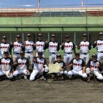 社会人野球チーム「湯前球友」全国大会出場