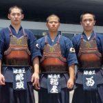 多良木中出身 三剣士孤軍奮闘