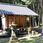 多良木町指定有形文化財「白鳥神社」