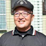 「審判員の立場として競技活動を支える」池田匡孝さん(44)多良木町