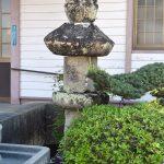 多良木町指定文化財「慈願寺の庚申塔」